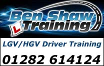 LGV Driver training in Nelson