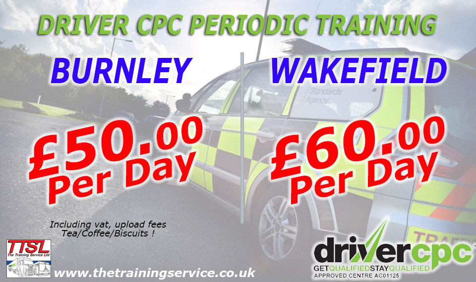 DRIVER CPC Discounts for May and June